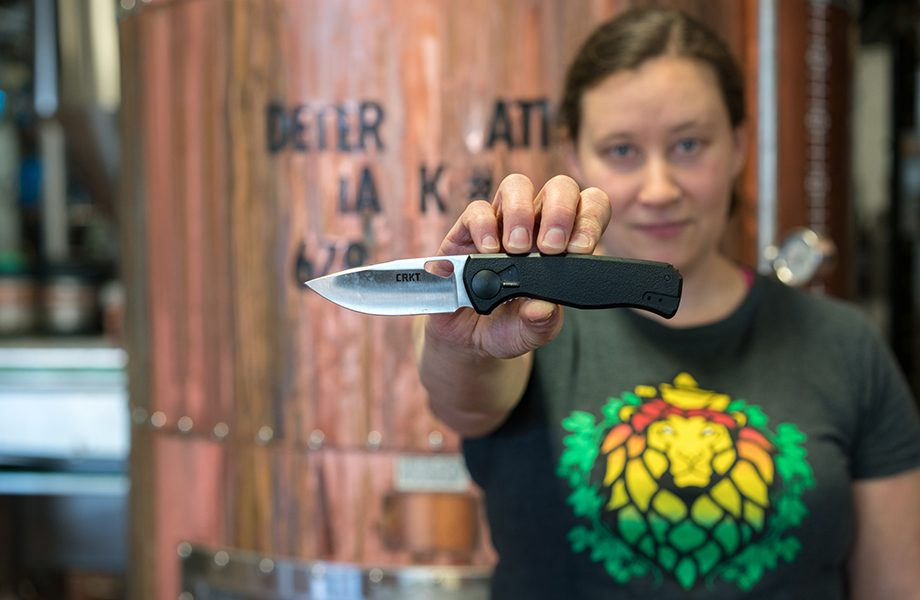 The HVAS™ in the Wild: In the Hands of Brewer Jen House