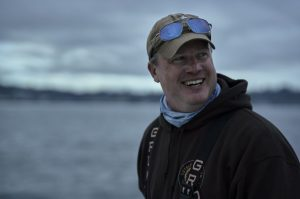 Pro Fishing Guide Kevin Newell and Field Strip Gen II